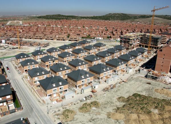 Imasatec construcci n residenciales madrid - Muebles anticrisis en rivas vaciamadrid ...