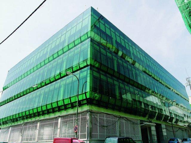 Imasatec construcci n oficinas y hoteles for Oficinas de ing en madrid